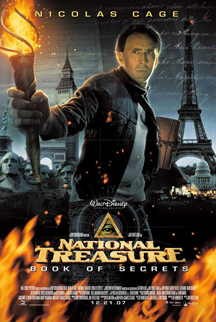 National Treasure: Book of Secrets Movie Poster